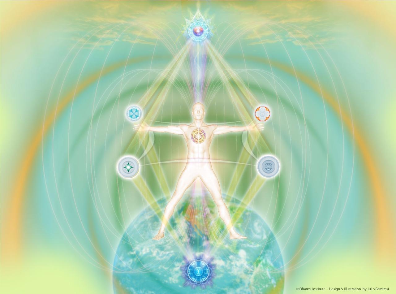 Vortex of Energy Meditation Yin